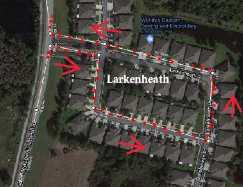 Larkenhealth Route