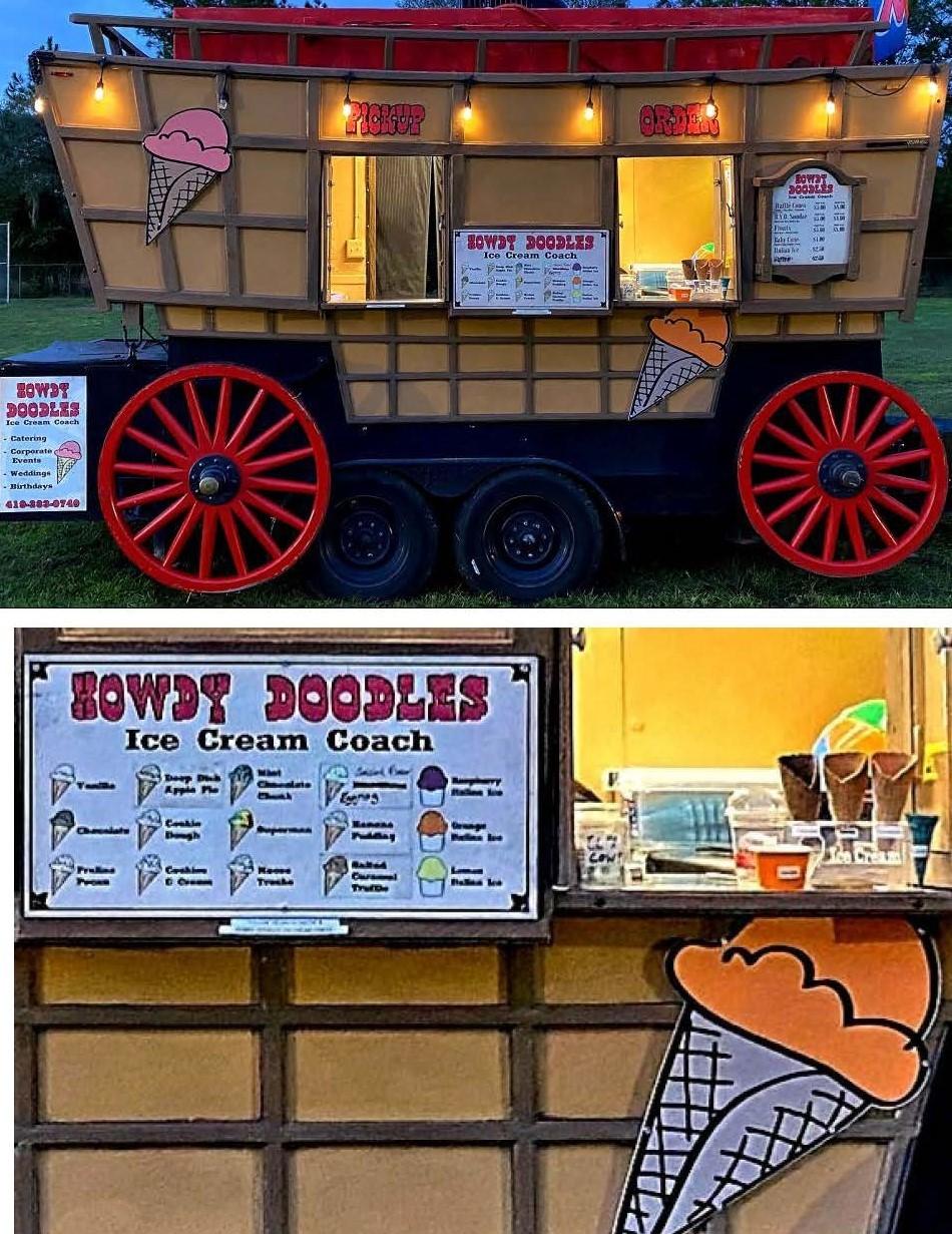 Food Truck Howdy Doodles
